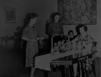 1939 Edens Hall: Blue Room