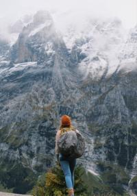 Insignificance - Interlaken, Switzerland