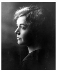 1922 Mabel Zoe Wilson