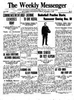 Weekly Messenger - 1920 December 3