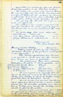 AS Board Minutes - 1921 November