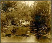 Crystal Falls on Whatcom Creek.