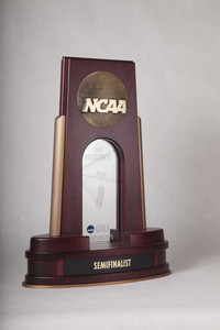 Golf (Men's) Trophy: NCAA Division 2 Championship Semifinalist, 2013