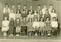 1962 Fifth Grade Class with Thomas Stevens