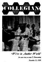 Collegian - 1959 November 13