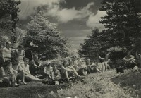 1948 Chuckanut Mountain: Group at Summit