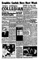 Western Washington Collegian - 1962 July 27