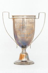 Tennis (Men's) Trophy: Ed Hannah Tri-Normal Tournament Team Cup, 1925/1926