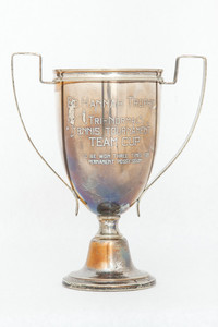 Tennis (Men's) Trophy: Ed Hannah Tri-Normal Tournament Team Cup, 1925/1926