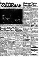 Western Washington Collegian - 1954 May 14