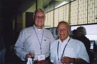 2007 Reunion--Hugh Carr and Stewart Carr