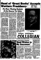 Western Washington Collegian - 1959 February 20