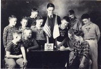 1947 Eighth Grade Boys And The YMCA