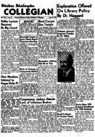 Western Washington Collegian - 1951 July 27