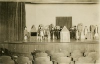 1928 Training School Theatre Production