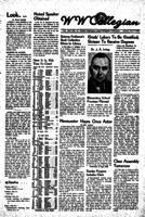 WWCollegian - 1943 June 7
