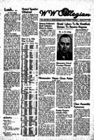 WWCollegian - 1943 June 7