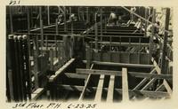 Lower Baker River dam construction 1925-06-23 3rd Floor P.H.