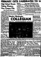 Western Washington Collegian - 1950 February 17