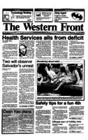 Western Front - 1989 June 29