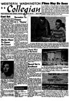 Western Washington Collegian - 1958 July 3