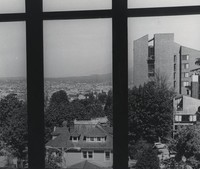1970 View of Mathes Hall