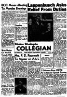 Western Washington Collegian - 1956 January 6