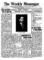 Weekly Messenger - 1917 October 6