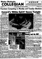 Western Washington Collegian - 1956 November 16