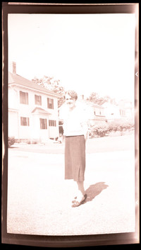 Unidentified woman