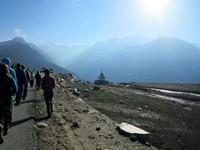 Passing Through Mountain Passes - Ladakh, India