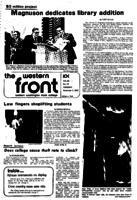 Western Front - 1972 November 7