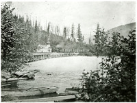 Blue Canyon School, Lake Whatcom, Washington