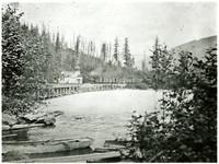 Blue Canyon School, Lake Whatcom, Washington