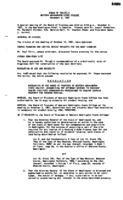 WWU Board minutes 1961 November