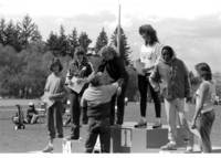 1986 NAIA District I Track and Field Championship Meet