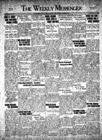 Weekly Messenger - 1928 February 3