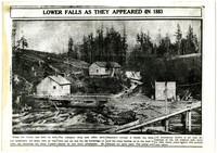 Lower falls on Whatcom Creek