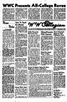 WWCollegian - 1945 March 2