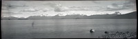 View of what is probably  Frederick Sound, north of Petersburg, Alaska