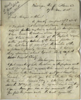 1858-06-17 Letter from M.L. Stangroom to his brother Charly