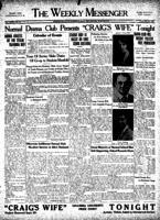 Weekly Messenger - 1928 May 18