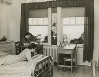 1940 Edens Hall: Dorm Room