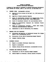 WWU Board minutes 1992 June