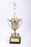 Basketball (Men's) Trophy: Evergreen Conference Champions, 1971/1972