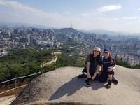 Hike along Seoul City Wall