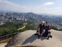 Hike along Seoul City Wall