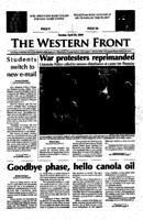 Western Front - 2009 April 28