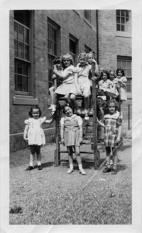 1946-47 First Grade Girls