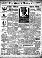 Weekly Messenger - 1927 February 18